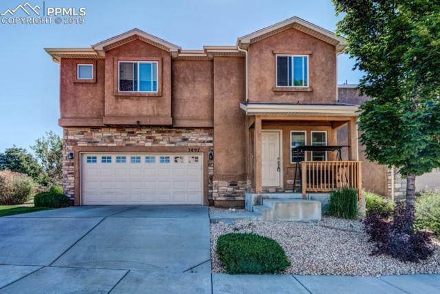 3897 Swainson Drive, Colorado Springs, CO 80922 (#3196387) :: The Hunstiger Team