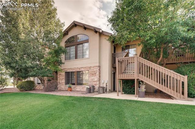 2127 Denton Grove #102, Colorado Springs, CO 80919 (#3198579) :: The Hunstiger Team