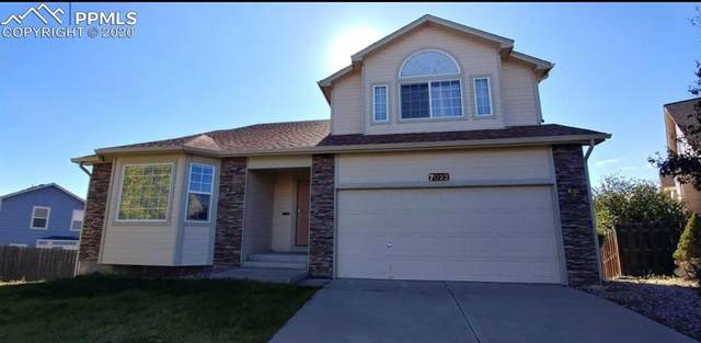 7022 Cabriolet Drive, Colorado Springs, CO 80923 (#3198707) :: The Daniels Team