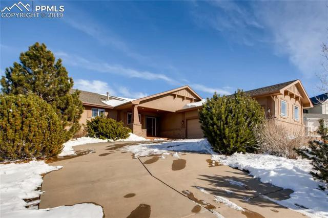 126 Saber Creek Drive, Monument, CO 80132 (#3200076) :: The Kibler Group
