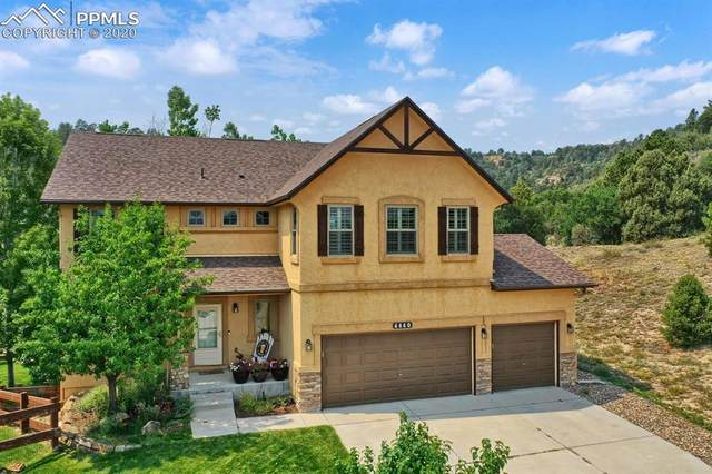 4440 University Oaks Place, Colorado Springs, CO 80918 (#3200184) :: Action Team Realty