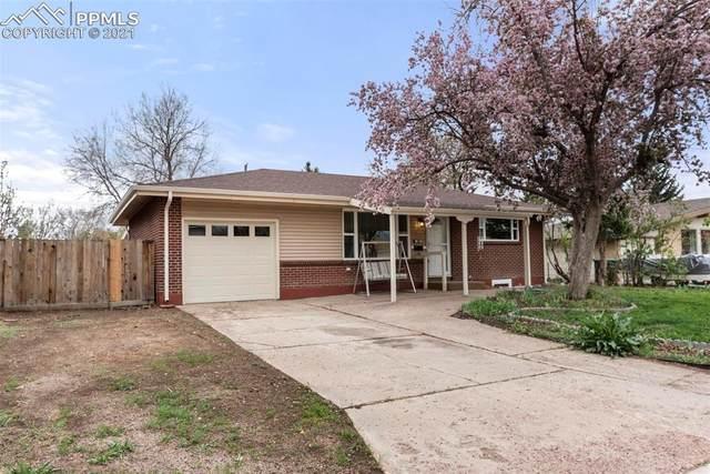 151 Fordham Street, Colorado Springs, CO 80911 (#3202371) :: The Kibler Group