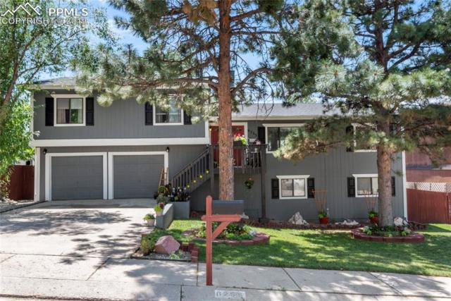 6255 Eagles Nest Drive, Colorado Springs, CO 80918 (#3202815) :: Tommy Daly Home Team