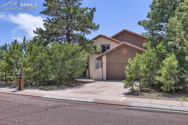 995 Point Of The Pines Drive, Colorado Springs, CO 80919 (#3203085) :: Fisk Team, RE/MAX Properties, Inc.