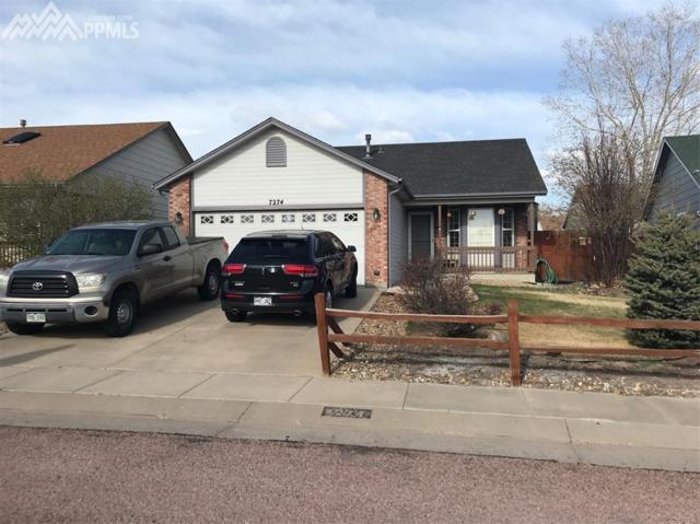 7274 E Banberry Drive, Colorado Springs, CO 80925 (#3205921) :: RE/MAX Advantage