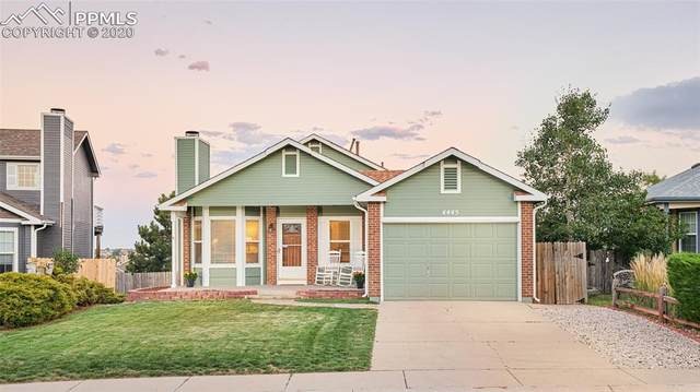 4445 Archwood Drive, Colorado Springs, CO 80920 (#3207079) :: Tommy Daly Home Team