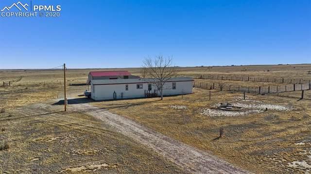 4685 S Yoder Road, Yoder, CO 80864 (#3209723) :: Venterra Real Estate LLC