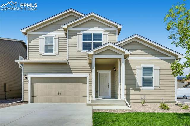 6213 Cider Mill Place, Colorado Springs, CO 80925 (#3212439) :: The Treasure Davis Team
