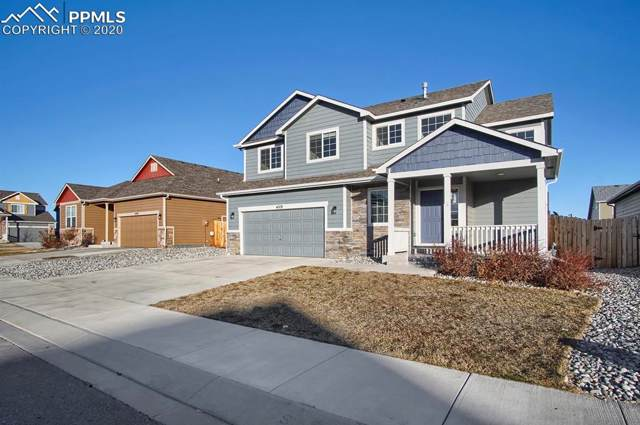 4519 Dancing Rain Way, Colorado Springs, CO 80911 (#3212689) :: The Kibler Group