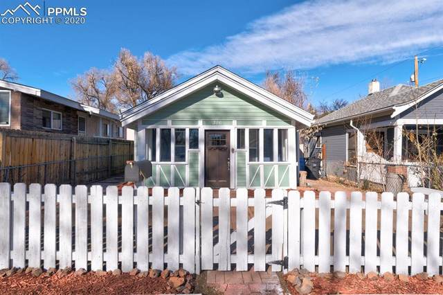 316 W Monument Street, Colorado Springs, CO 80905 (#3215324) :: 8z Real Estate