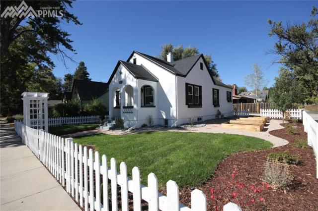 926 E Yampa Street, Colorado Springs, CO 80903 (#3215661) :: RE/MAX Advantage