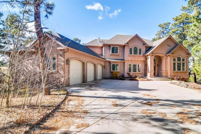 18440 Woodhaven Drive, Colorado Springs, CO 80908 (#3215970) :: The Daniels Team