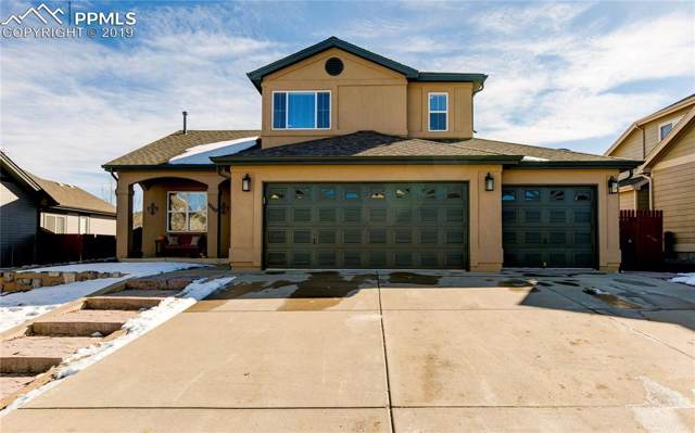 12107 Point Reyes Drive, Peyton, CO 80831 (#3217318) :: The Kibler Group