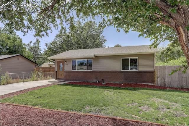 1124 Livingston Avenue, Colorado Springs, CO 80906 (#3217981) :: The Kibler Group