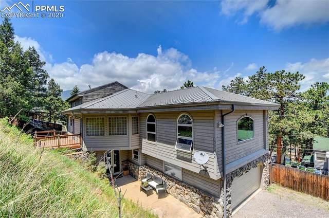 30091 Fir Drive, Evergreen, CO 80439 (#3218600) :: Finch & Gable Real Estate Co.