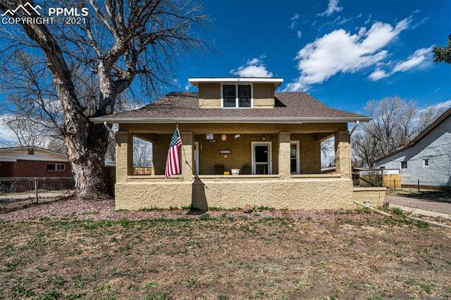 808 W 5th Street, Florence, CO 81226 (#3219325) :: The Treasure Davis Team | eXp Realty