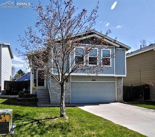 6142 Lowlander Court, Colorado Springs, CO 80922 (#3222189) :: Action Team Realty