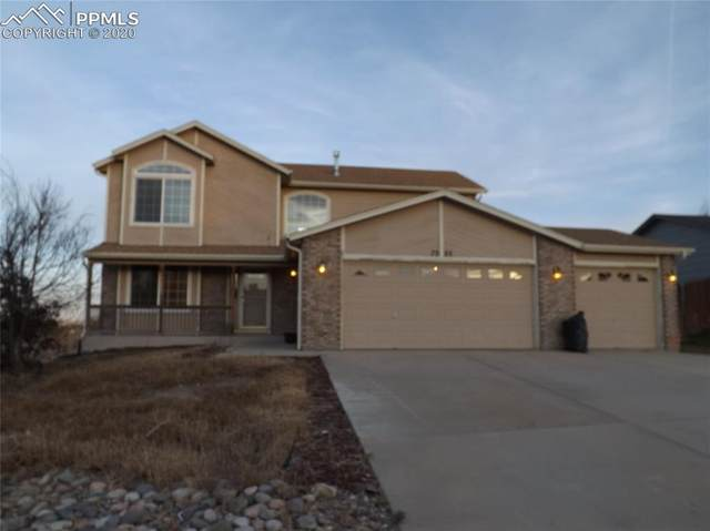 7225 Banberry Drive, Colorado Springs, CO 80925 (#3224418) :: The Kibler Group
