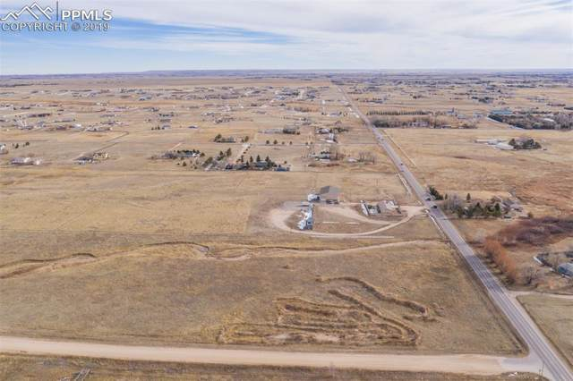 6525 Chief Road, Peyton, CO 80831 (#3228070) :: Finch & Gable Real Estate Co.