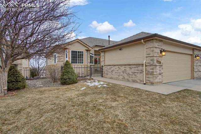 4435 Spiceglen Drive, Colorado Springs, CO 80906 (#3228625) :: The Peak Properties Group