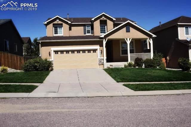 6532 Cool Mountain Drive, Colorado Springs, CO 80923 (#3229950) :: The Kibler Group