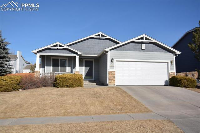 4216 Morning Glory Road, Colorado Springs, CO 80920 (#3230339) :: The Hunstiger Team
