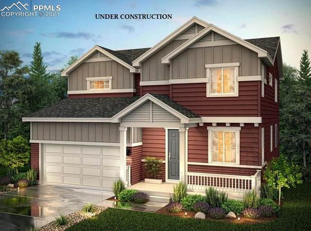12773 Granite Ridge Drive, Peyton, CO 80831 (#3230522) :: Tommy Daly Home Team
