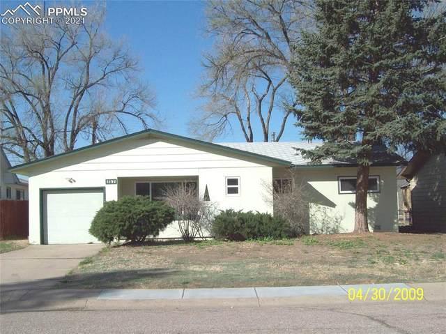 157 Norman Drive, Colorado Springs, CO 80911 (#3231207) :: The Dixon Group