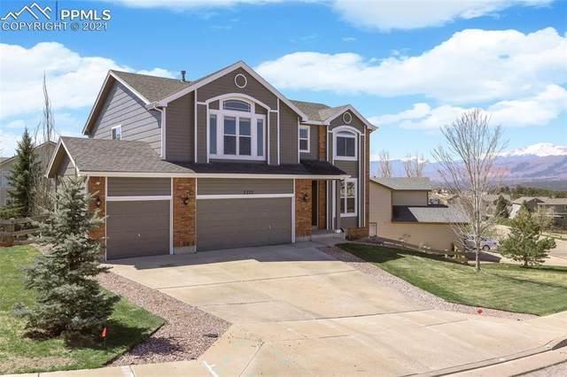 1335 Almagre Peak Drive, Colorado Springs, CO 80921 (#3231328) :: Finch & Gable Real Estate Co.