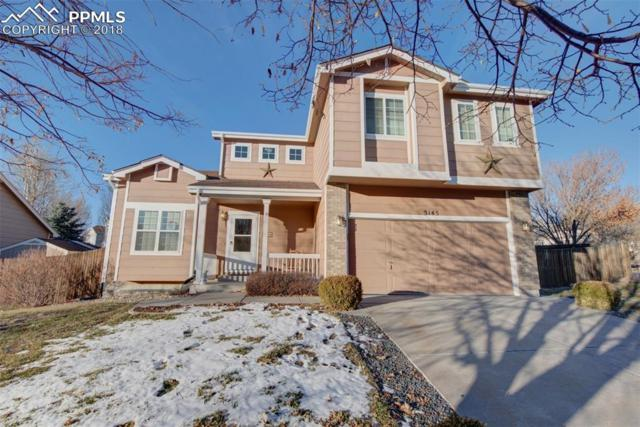 3145 Pony Tracks Drive, Colorado Springs, CO 80922 (#3231802) :: Venterra Real Estate LLC