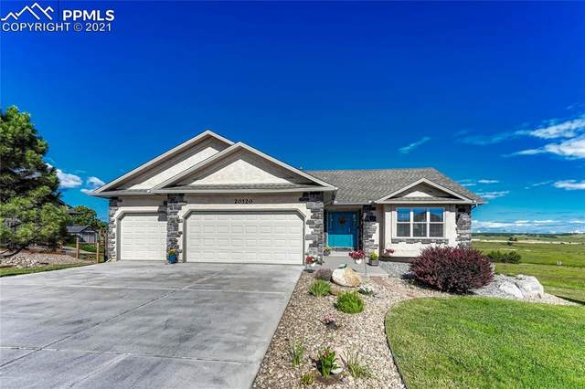 20320 Doewood Drive, Monument, CO 80132 (#3232292) :: Fisk Team, eXp Realty
