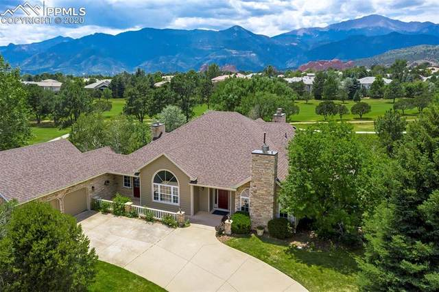 1815 Coyote Point Drive, Colorado Springs, CO 80904 (#3239136) :: Finch & Gable Real Estate Co.