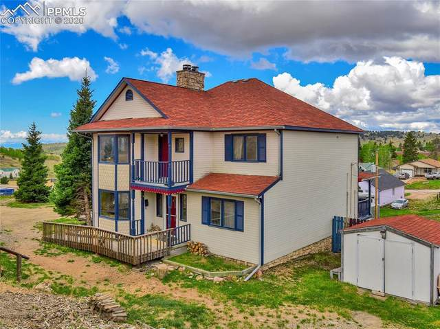 415 Silver Street, Cripple Creek, CO 80813 (#3240175) :: 8z Real Estate