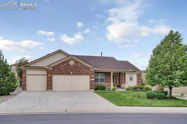 15695 Split Creek Drive, Monument, CO 80132 (#3242128) :: Tommy Daly Home Team