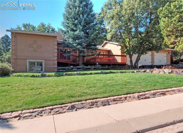 615 Carved Terrace, Colorado Springs, CO 80919 (#3244408) :: The Treasure Davis Team