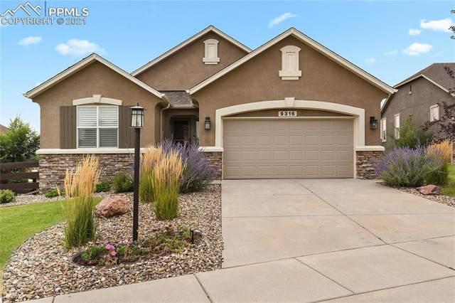 9316 Rock Pond Way, Colorado Springs, CO 80924 (#3244533) :: Action Team Realty
