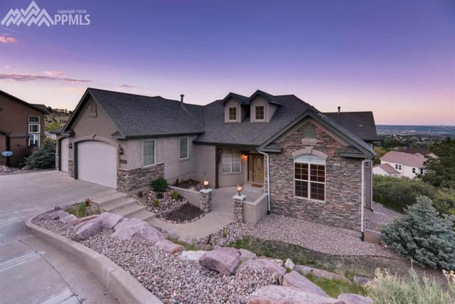 2950 Cindercone Lane, Colorado Springs, CO 80919 (#3245043) :: The Peak Properties Group