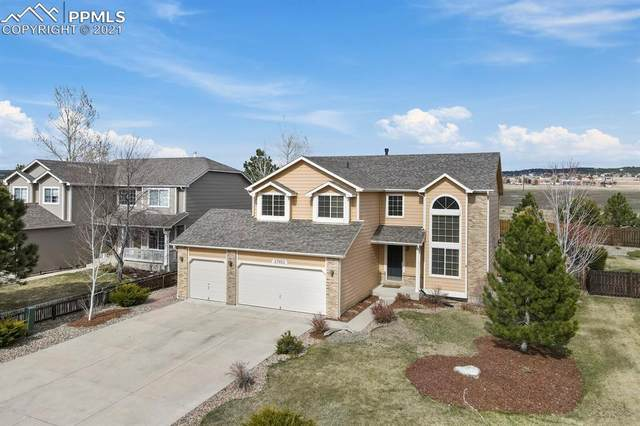 17055 Buffalo Valley Path, Monument, CO 80132 (#3246694) :: Finch & Gable Real Estate Co.