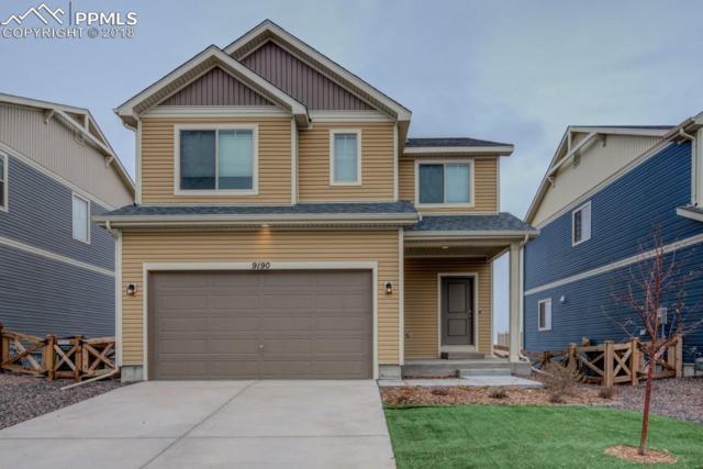 9190 Pacific Crest Drive, Colorado Springs, CO 80927 (#3248943) :: CC Signature Group