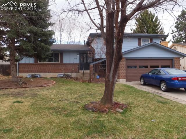 2715 E Serendipity Circle, Colorado Springs, CO 80917 (#3249599) :: CC Signature Group