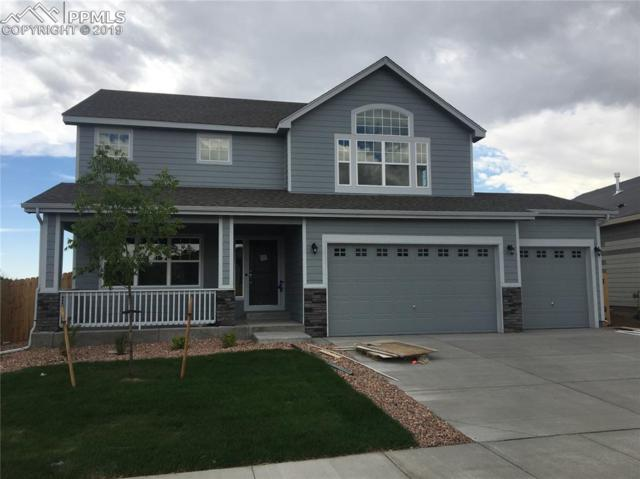 9535 Rubicon Drive, Colorado Springs, CO 80925 (#3252130) :: The Kibler Group