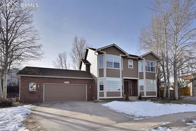 4315 Sable Ridge Court, Colorado Springs, CO 80918 (#3253866) :: Jason Daniels & Associates at RE/MAX Millennium