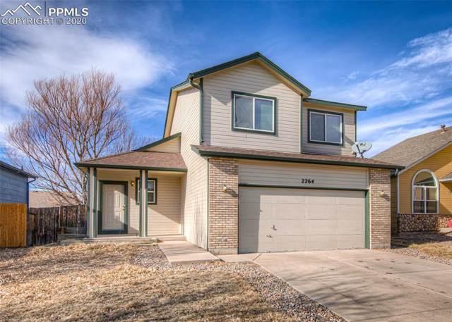 2264 Sage Grouse Lane, Colorado Springs, CO 80951 (#3254433) :: Jason Daniels & Associates at RE/MAX Millennium
