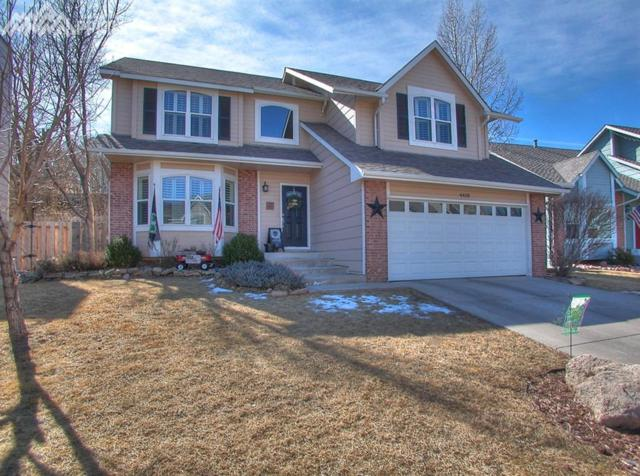 4410 Stonehaven Drive, Colorado Springs, CO 80906 (#3254959) :: The Hunstiger Team