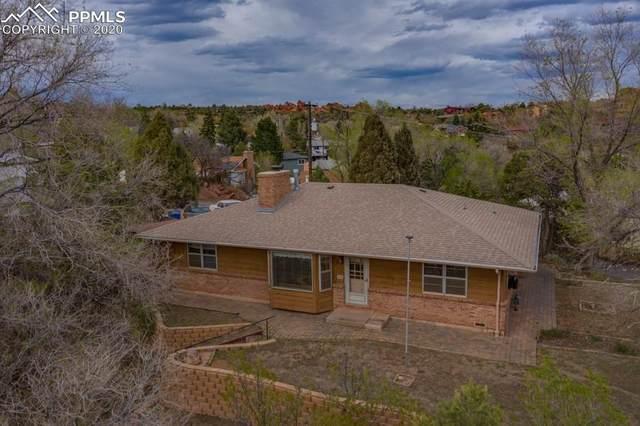 107 Lois Lane, Colorado Springs, CO 80904 (#3257117) :: CC Signature Group
