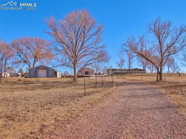 9385 Link Road, Fountain, CO 80817 (#3257165) :: The Dixon Group
