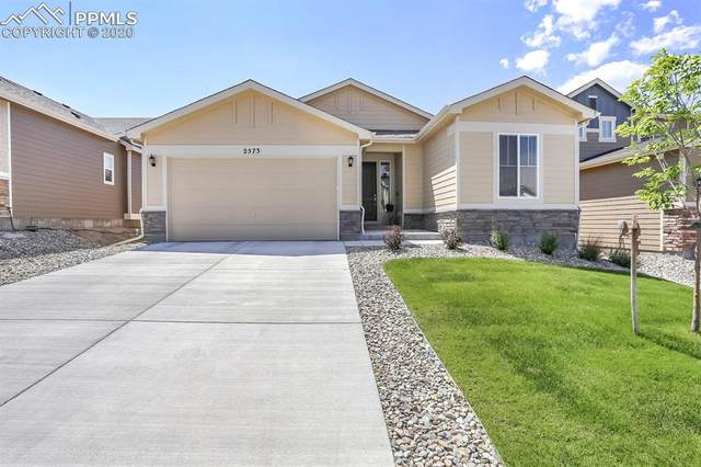 2573 Lake Of The Rockies Drive, Monument, CO 80132 (#3259180) :: The Daniels Team