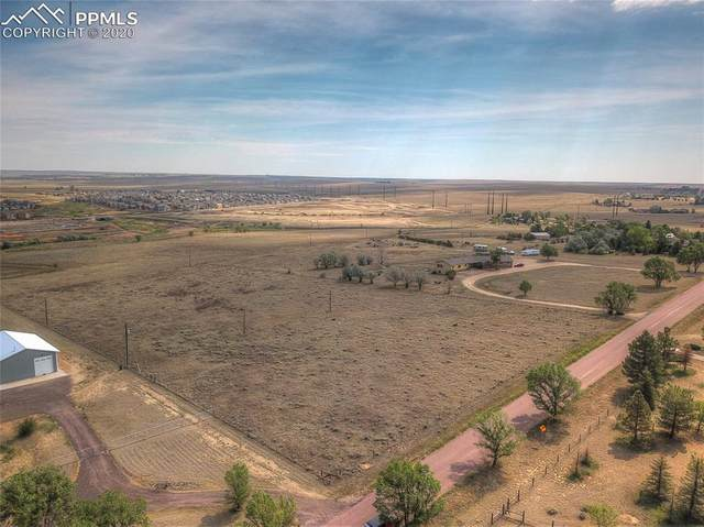 10360 Rolling Ridge Road, Colorado Springs, CO 80925 (#3259982) :: 8z Real Estate