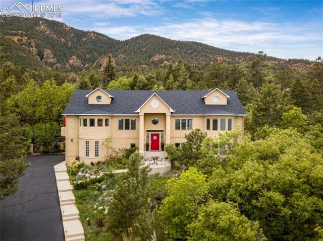 7 Thayer Road, Colorado Springs, CO 80906 (#3260583) :: The Peak Properties Group