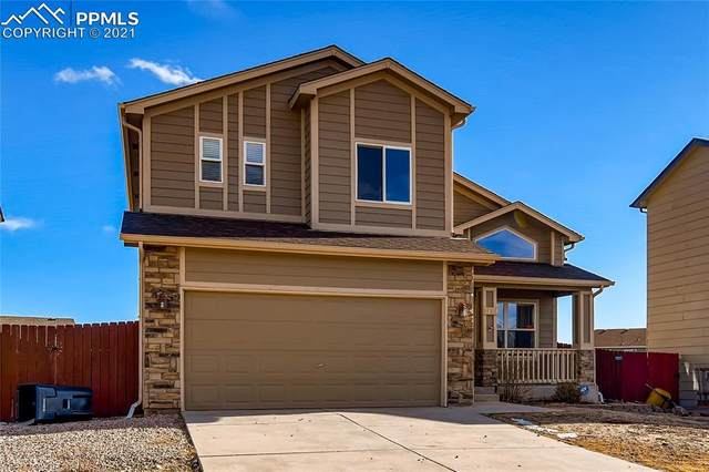 8131 Oliver Road, Peyton, CO 80831 (#3261109) :: Tommy Daly Home Team